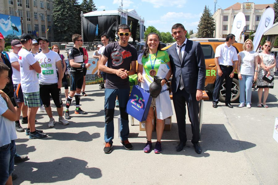 EcoRun Hîncești și-a premiat în weekend câștigătorii